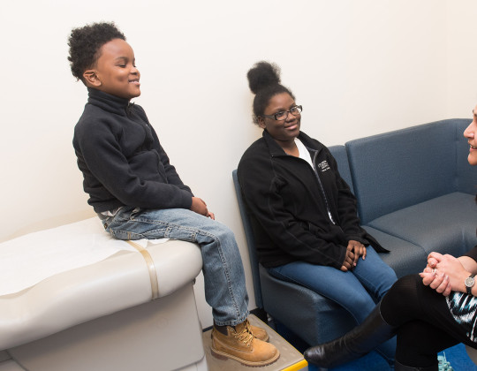 Gift provides much needed help for adolescents living with sickle cell disease