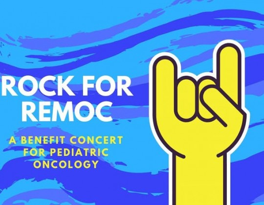 Chicago Pediatric Cancer Research Board Presents 'Rock for Remoc'