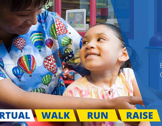 2021 Virtual RBC Race for the Kids at Comer Children's