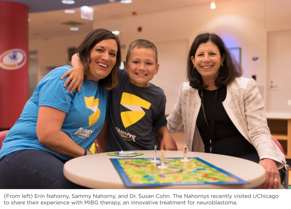"A super start for pediatric cancer ""game-changer"""