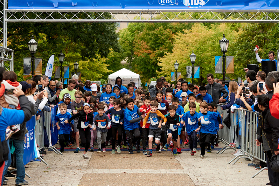 Racing to improve kids' health
