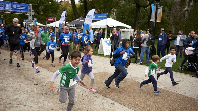 RBC race raises over $316K for pediatric research