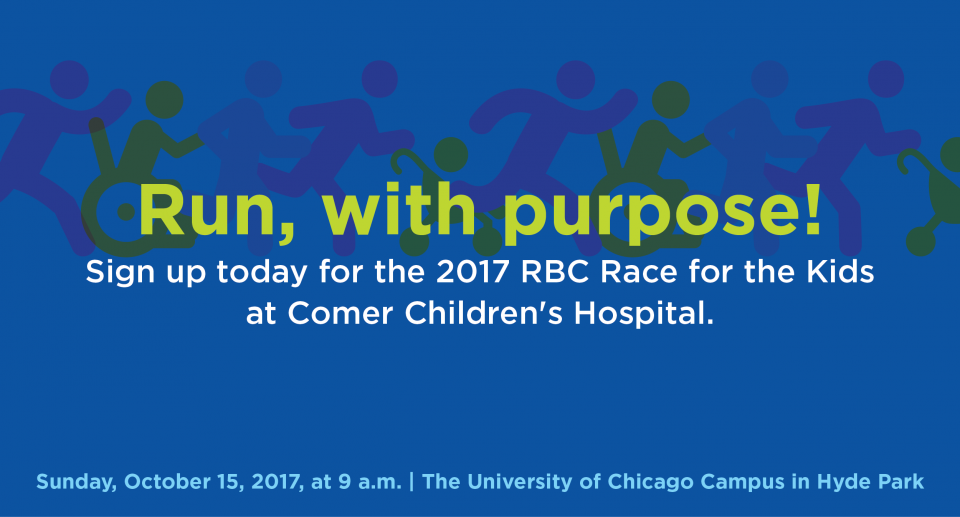 2017 RBC Race for the Kids at Comer Children's