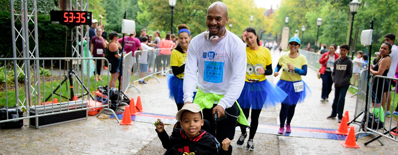 RBC Race for the Kids at Comer Children's